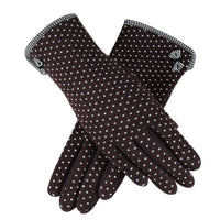 New Touch Screen Warm Women's Winter Dots Cotton Gloves (Up to 5 Colors)-Women's Accessories-WickyDeez