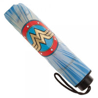 DC Comics Wonder Woman Liquid Reactive Umbrella Liquid Reactive Technology-Wonder Woman-WickyDeez