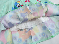 Kids Cute Rainbow Foal My Little Poli Pony Dress Ages from 2yrs - 8yrs-Children's Apparel-WickyDeez