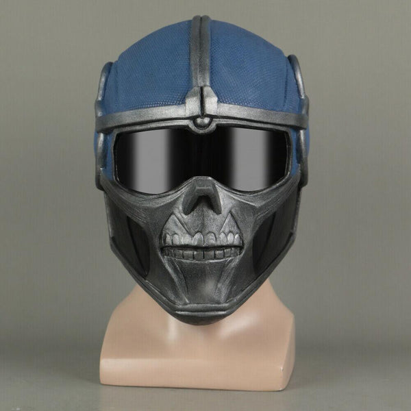 NEW Black Widow's Movie Taskmaster Mask Cosplay Helmet Prop