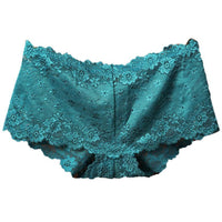 Sexy Women's Fashion Cotton Lace Lingerie Panties Underwear Briefs Design Knickers 8 - Colors-Women's Bottoms-WickyDeez