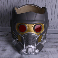 Star-Lord LED Eye Mask Lights Glow Helmet Infinity War Peter Quill Superhero Cosplay-Marvel Comics Cosplay-WickyDeez