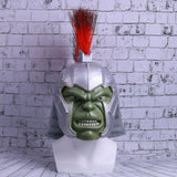 Thor 3 Ragnarök The Hulk Cosplay PVC Helmet Mask - Kids Version-Marvel Comics Cosplay-WickyDeez