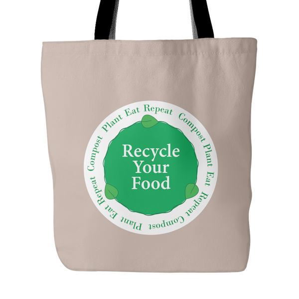 Recycle Your Food Tote