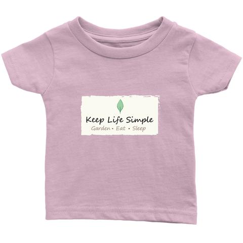 Keep Life Simple Infant Tee