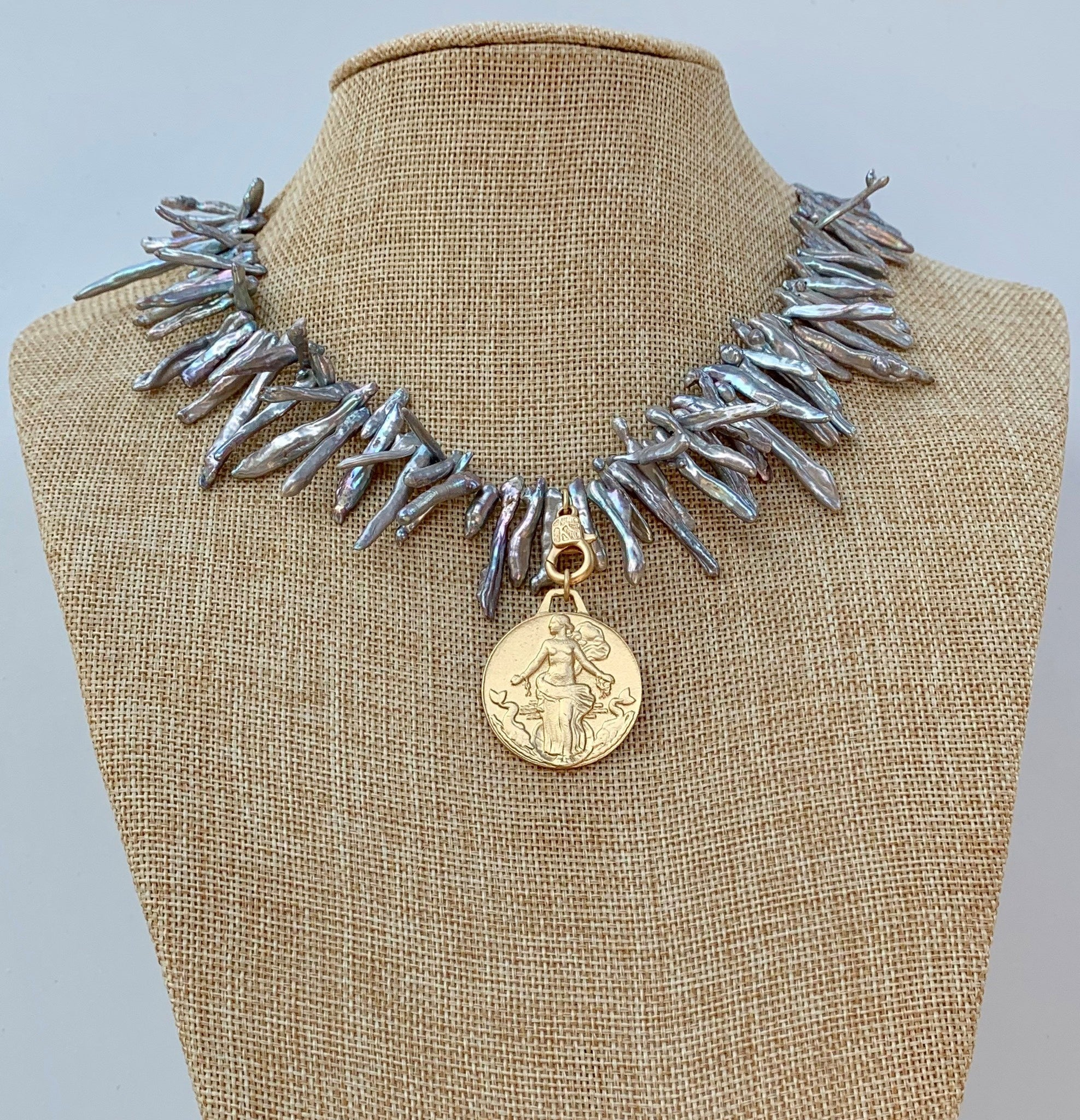 Covet - Covet, Necklace - Unique hand-crafted jewelry designs created out of the Earth's natural stones & elements