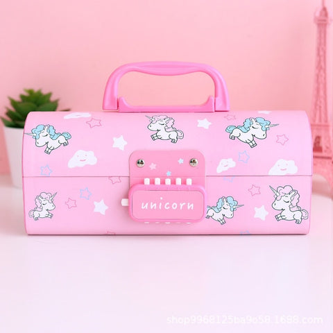 Lunch Box Style Pencil Box