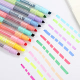 Erasable Highlighter Set (10 per set)
