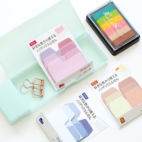Pastel Tabs Sticky Notes