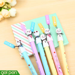 Cute Ghosts Ink Gel Pen (6 per set)