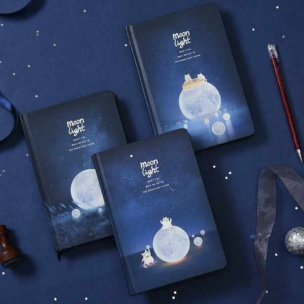 Moonlight Notebook