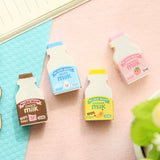 Milk Flavored Eraser (2 per set)