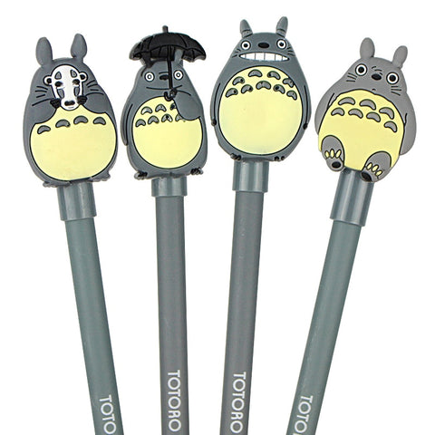 My Neighbor Totoro Gel Pen (4 per set)