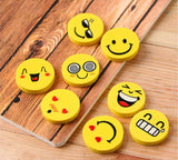 Cute Smiley Emoji Rubber Erasers