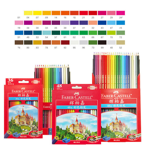 Faber Castell Colored Pencil Set – Pencil Box Factory