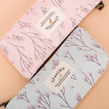 Canvas Nature Pencil Pouch