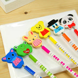 Color Animal Pencil Set (6 in a set)