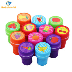 Cute Fruit Cartoon Stams (10pcs/set)