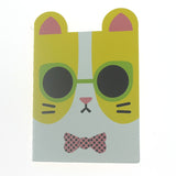 Cartoon Animal Style Stationery Notepads (2pcs)