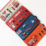I Love London Pencil Case