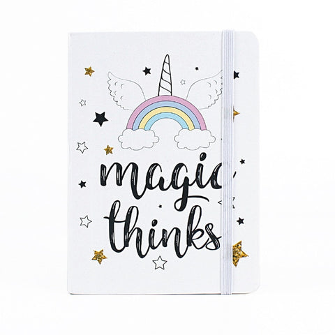 Magic Thinks Hardcover Bullet Journal
