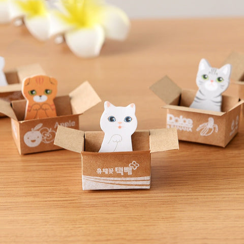Take Home Cat Stickies