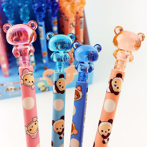 Mechanical Pencil Bears (4 per Set)