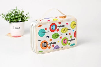 Multi Layer Pencil Case with 36/48/72 Hole pencil