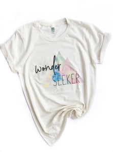 Wonder Seeker Adult Tee
