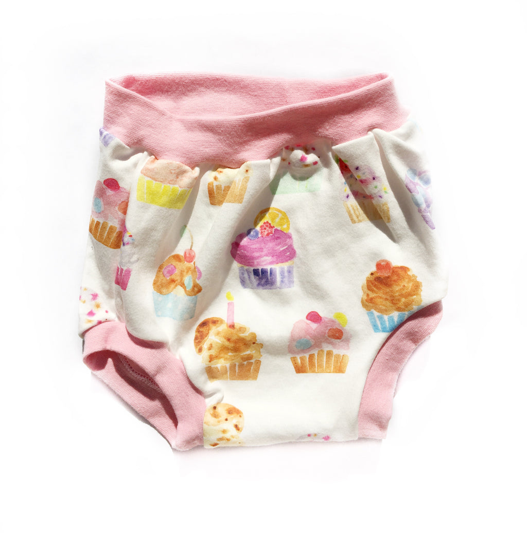 Cupcake Bloomers/Bubble Shorts