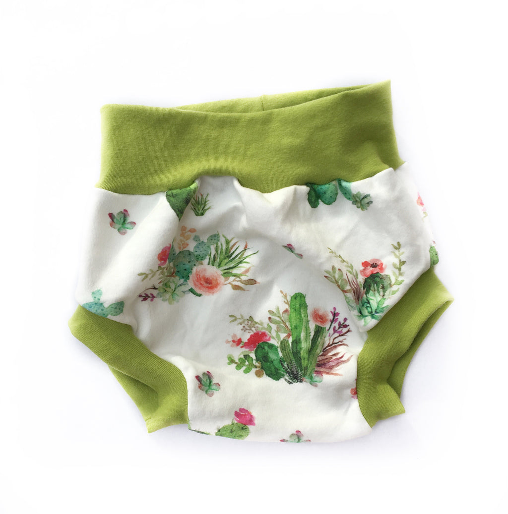 Floral Cactus Bloomers - Cactus Bloomers