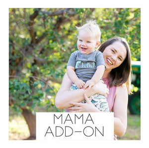 Mama ADD-ON Photo Shoot - August 18