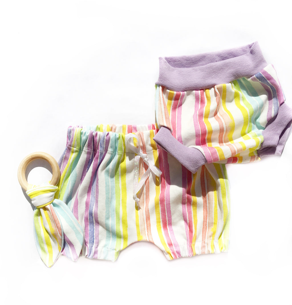 Rainbow Bloomers/Bubble Shorts
