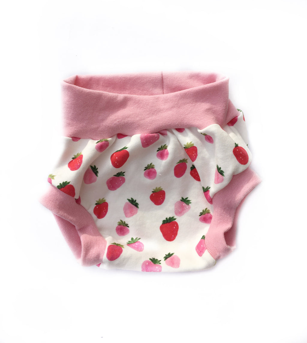 Strawberry bloomers