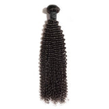 Indian Premium Virgin Hair - Kinky Curly 10-30 Inches One Bundles
