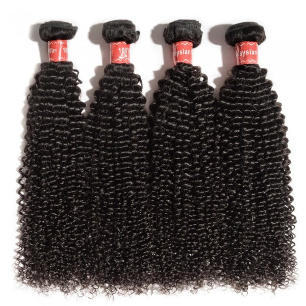 Malaysian Premium Virgin Hair - Kinky Curly 10-30 Inches
