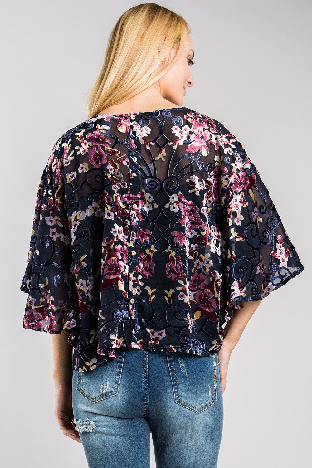 T2178 Burnout Top