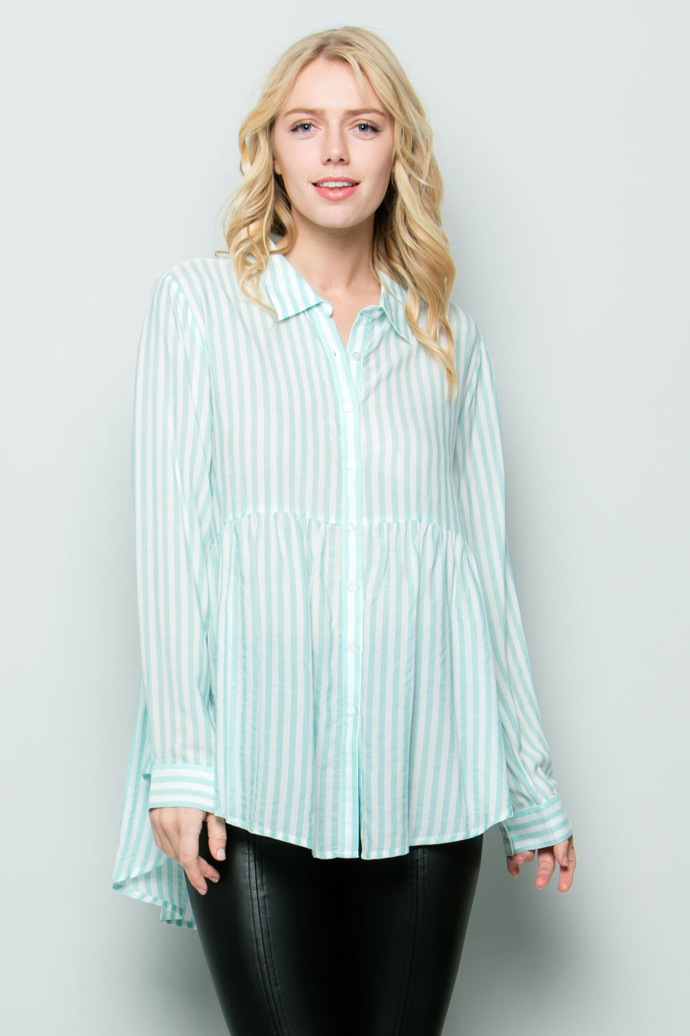 T2666 Striped Shirts