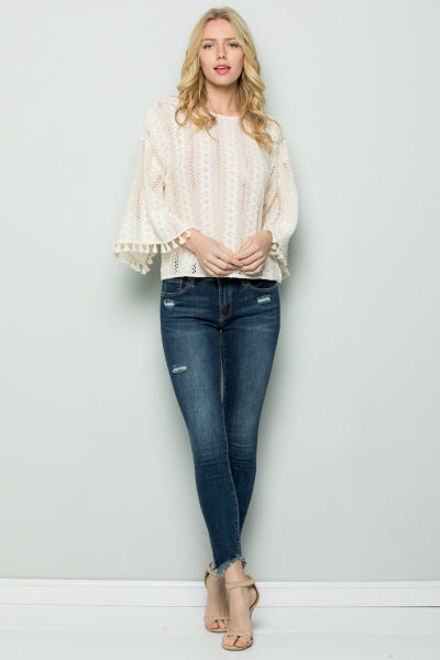 T3040 Lace Top