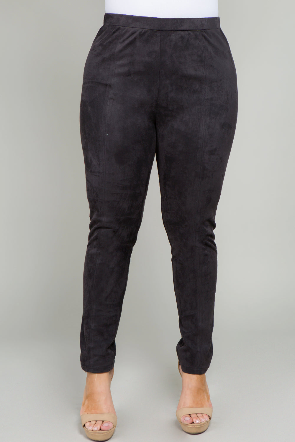 WP7031 Super Stretch Suede Pants