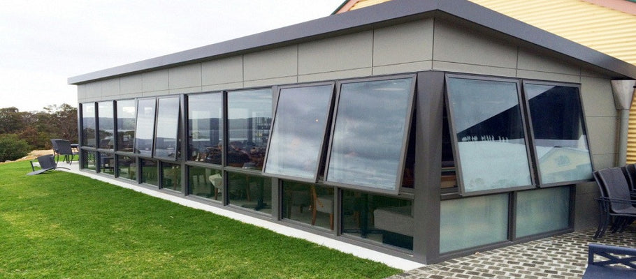 4 Reasons Window Film for Turf Is Better Than Awning Windows