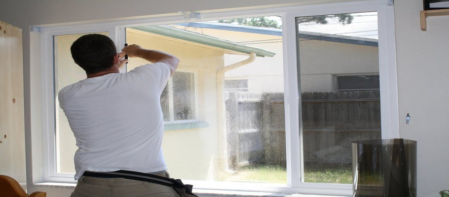Beginners Guide to Applying Home Window Film on Your Own