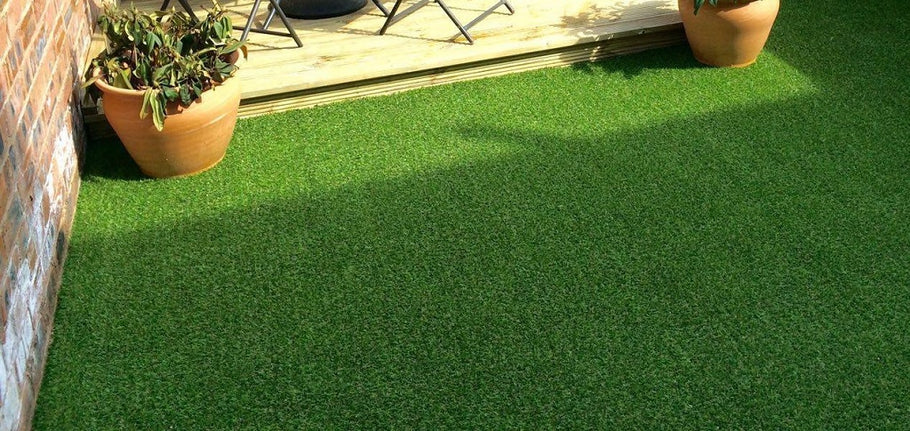 How to Fix Damage Caused by Artificial Grass Melting Point