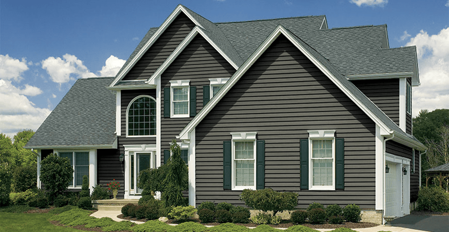 How to Prevent Window Reflection Using Vinyl Siding