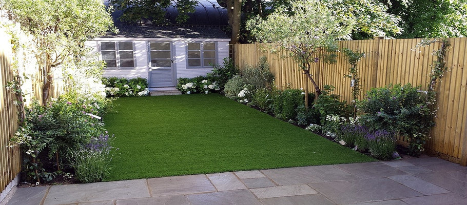 Protect Your Artificial Turf From Concentrated Sunlight