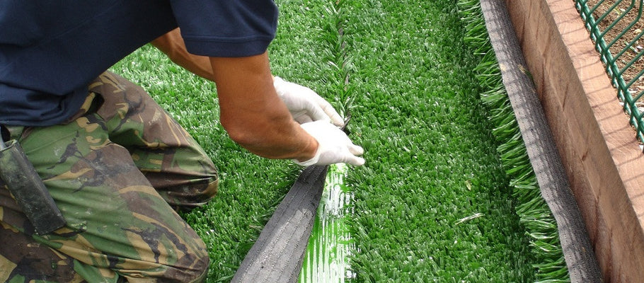 Synthetic Turf Melted? Here's How to Repair Artificial Grass
