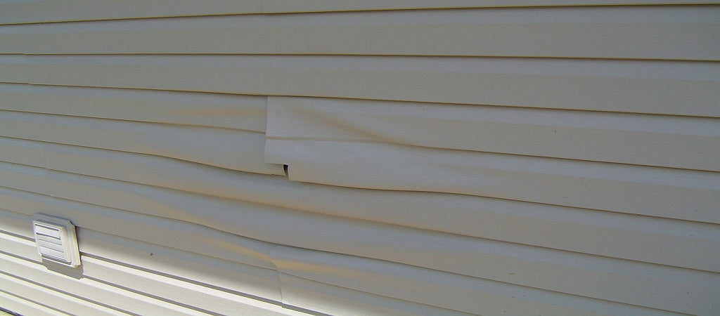 Things That Make You Love And Hate Melted Vinyl Siding