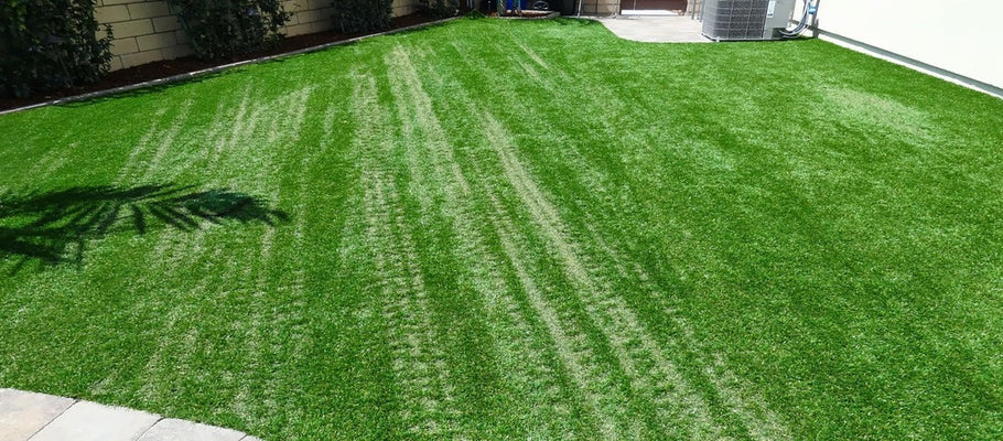 What to Do When Your Artificial Grass Melts Down
