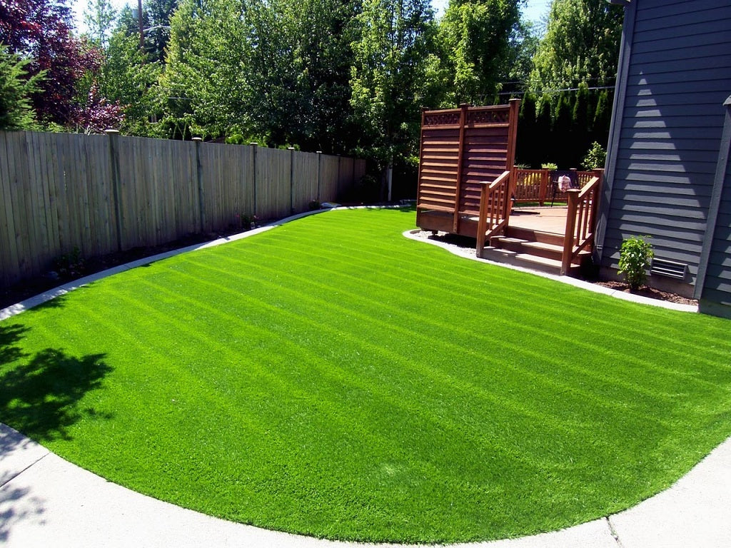 Correct Turf Type to Resist Fire Dangers and Hazards