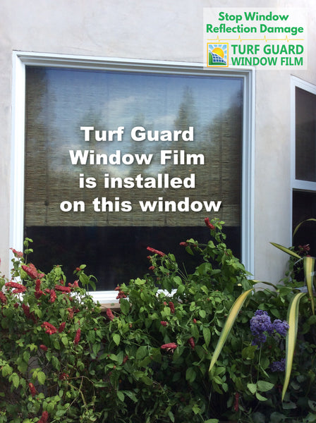 how to stop window damaging artificial grass montreal canada